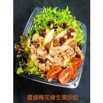 2021 5/1~5/2 南港大會午餐(當日限定)特優惠版 醬燒梅花豬生菜沙拉