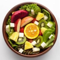 【安全鮮活生菜】繽紛季節水果沙拉 - 6盒入(免運優惠中)